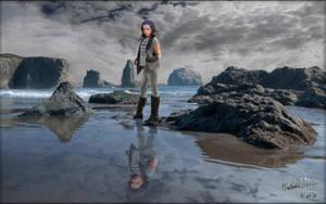 Bandon Reflection 2 by MichaelAtman