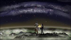 Heaven for us by MichaelAtman