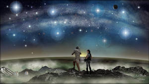 Heaven and Us 2 by MichaelAtman