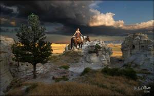Casper Hills by MichaelAtman