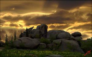 Vedauwoo Glory by MichaelAtman