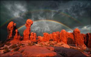 Eden Rainbow by MichaelAtman