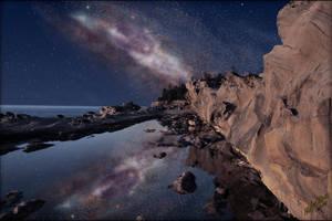 Arago Night by MichaelAtman