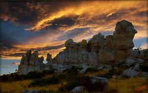 Casper Rocks by MichaelAtman