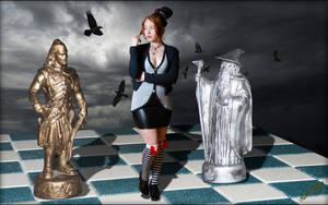 On the Chess Board by MichaelAtman