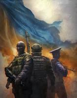 The Militsiya by Noldofinve