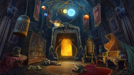 The Magic Room by Noldofinve
