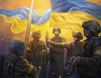 Soldiers by Noldofinve