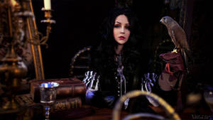Yennefer (The Witcher 3: Wild Hunt) - Kestrel by ver1sa