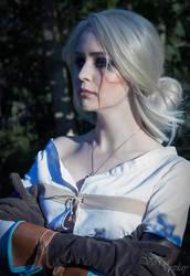Cirilla Fiona Elen Riannon (The Witcher 3 ver.) by ver1sa