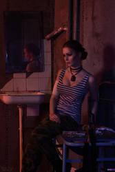 Metro: Last Light - Anna by ver1sa
