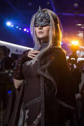Dark Souls 3 - Fire Keeper by ver1sa