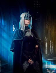 Dark Souls III - Fire Keeper by ver1sa