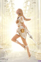 Lineage II cosplay by ver1sa