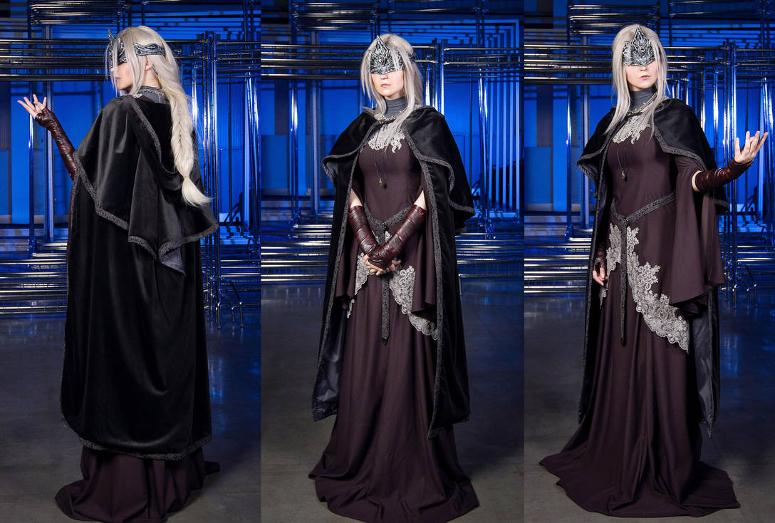 Dark Souls 3 Fire Keeper Cosplay: Fire Keeper Collage By Ver1sa On DeviantArt