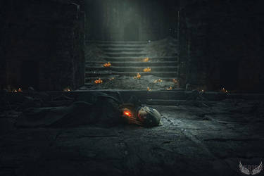 Dark Souls III - The End of Fire by ver1sa