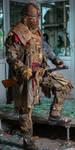 Apocalyptic Warrior by AestheticApocalypse