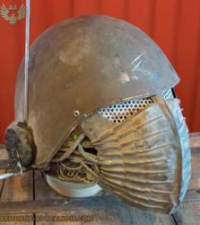 Post apocalyptic helmet by AestheticApocalypse