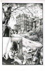 Made up Batman sequential by RougeDK