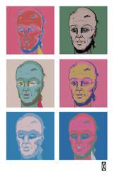 Warhol Zombie by MUFC10