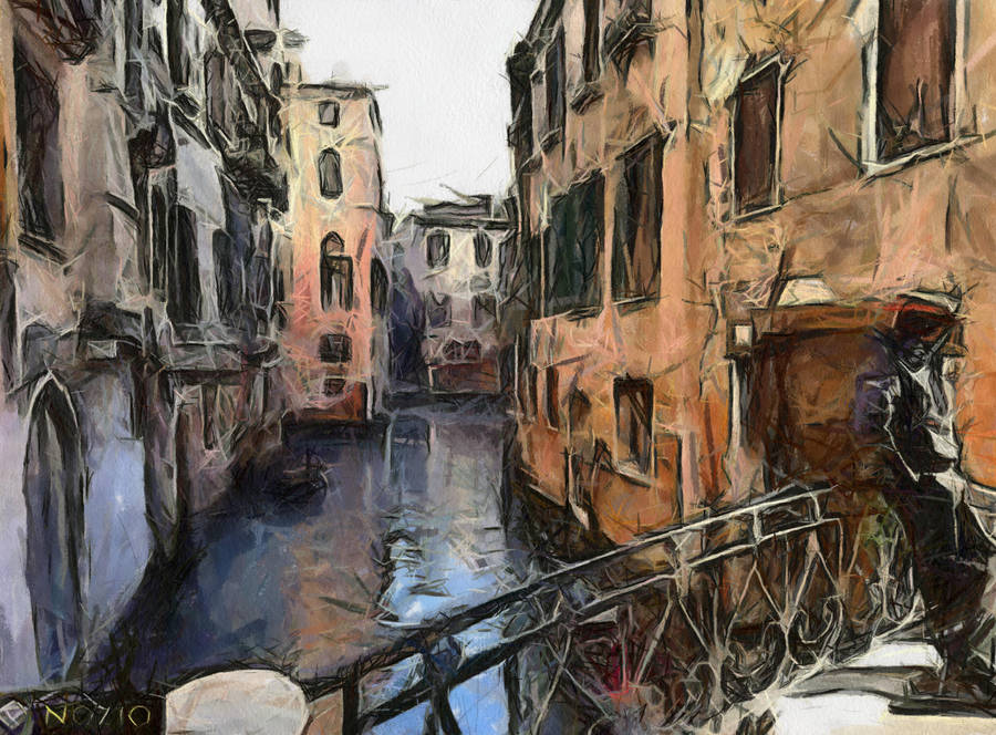 Venice 3 by maxxparis