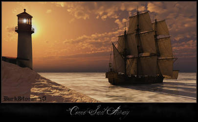 Come Sail Away by DarkStormX1