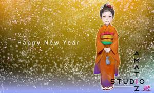 2010 Happy new year by amatizking