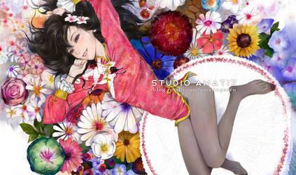 cover girl by amatizking