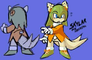 Foxglove Kid by kidknux