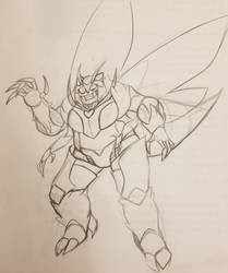 Bumblebot by kidknux