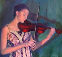 String Serenade by milbisous