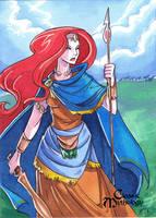 Classic Myth: Macha by CapnFlynn