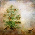 christmas birds for hearthy by Murmele