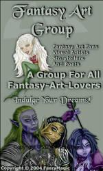 FantasyArt Contest Entry by faerymagic