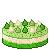 Green Velvet Cake Type 1 50x50 icon