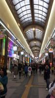 Tanukikouji Shopping Street by RiverKpocc