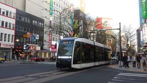 Tram by RiverKpocc