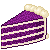 A Piece of Ube Cake 50x50 icon