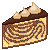 Piece Of Chocolate Marble Cake 50x50 icon by RiverKpocc