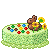 Easter Rabbit Cake 50x50 icon