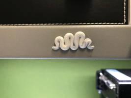 Blu-Tack Squirming Intestinal by RiverKpocc