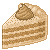 Piece Of Chestnut Cake 50x50 icon