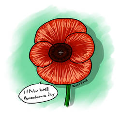 Remembrance Day by RiverKpocc