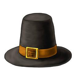 Pilgrim Hat by RiverKpocc