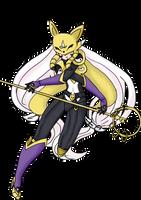 Sakuyamon by CurePassion99