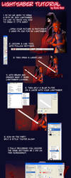 LightSaber Tutorial by RichiHart