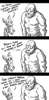 Poor orc by RichiHart