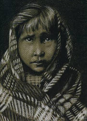 Young Girl by Draugar
