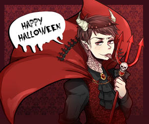 Happy Halloween...!! by NathyLove5