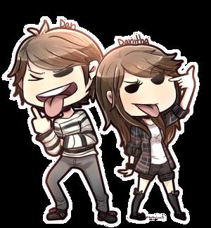 Dan y Danny...!! -CO- by NathyLove5
